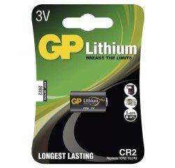 GP LITHIOVA FOTOBATERIA CR2, 1KS BLISTER, B1506