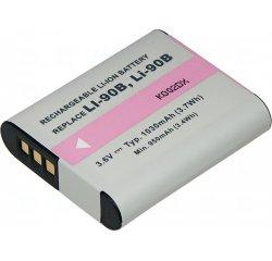 BATERIE T6 POWER OLYMPUS LI-90B, 1030MAH, CERNA DCOL0013