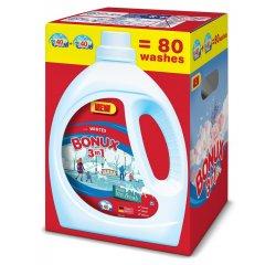 BONUX GEL WHITE POLAR ICE FRESH 40+40 PD/2.2+2.2L