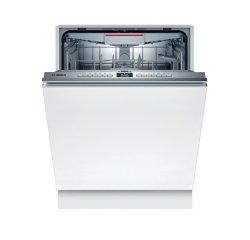 BOSCH SMV4HVX33E + 10-ročná záruka proti prehrdzaveniu vnútorného plášťa umývačky, Doživotná záruka AquaStop.