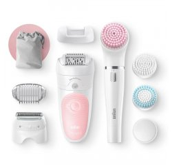 BRAUN SILK-EPIL BEAUTY SET 5 5-895 FLAMINGO