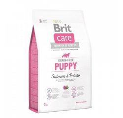 BRIT CARE GRAIN-FREE PUPPY SALMON & POTATO 3 KG (294-132719)