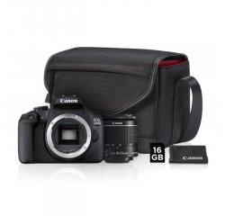 CANON EOS 2000D+EF-S 18-55MM IS II VUK