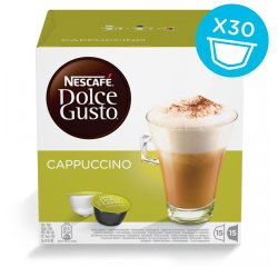 NESCAFE DOLCE GUSTO CAPPUCCINO MAGNUM PACK 30KS - SÚŤAŽ