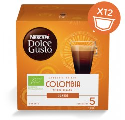 NESCAFE DOLCE GUSTO COLOMBIA SIERRA NEVADA LUNGO 12KS
