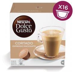 NESCAFE DOLCE GUSTO CORTADO 16KS