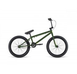 DEMA BEFLY WHIP BMX ARMY GREEN