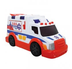 DICKIE ACTION SERIES AMBULANCIA 33 CM /D 3308360/