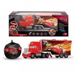 DICKIE RC CARS 3 TURBO MACK TRUCK 46 CM, 3KAN /D 3089025/