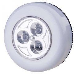 EMOS P3819 LED SVIETIDLO PLASTOVE, 3X LED, NA 3X AAA