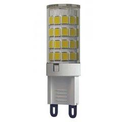 EMOS ZQ9530 LED ZIAROVKA CLASSIC JC A++ 3,5W G9 TEPLA BIELA