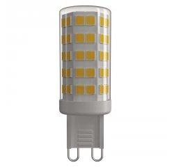 EMOS ZQ9531 LED ZIAROVKA CLASSIC JC A++ 3,5W G9 NEUTRALNA BIELA
