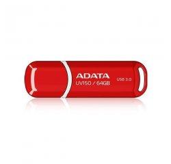 FLASHDISK ADATA UV150 64GB RED (USB 3.0) AUV150-64G-RRD