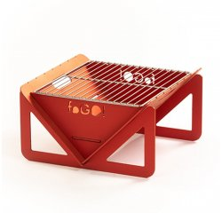 FOGO GRILL RED