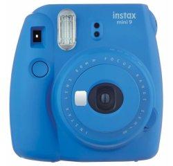 FUJIFILM FOTOAPARAT INSTAX MINI 9 COBALT BLUE + FILM 10KS + PUZDRO 70100138443