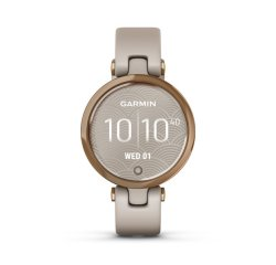 GARMIN LILY, SPORT, ROSE GOLD/LIGHT SAND, SILICONE 010-02384-11