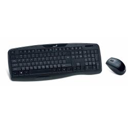 GENIUS KB-8000X USB Black CZK+SK