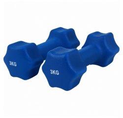 GORILLA SPORTS NEOPRENOVE GYMNASTICKE CINKY 6 KG (2X3,0)