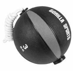 GORILLA SPORTS TORNADO BALL 3 KG