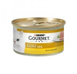 GOURMET GOLD PASTETA 85G KURA