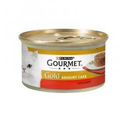 GOURMET GOLD SAVOURY CAKE 85G S HOVADZIM A RAJCINOU