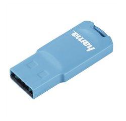 HAMA 124013 FLASHPEN PASTELL USB 2.0, 32 GB, 15 MB/S, SVETLA MODRA