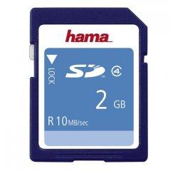 HAMA 55377 HIGHSPEED SECUREDIGITAL CARD 2 GB 10 MB/S