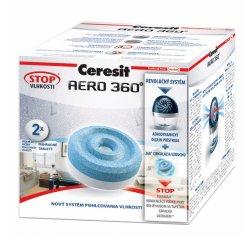HENKEL CERESIT STOP VLHKOSTI AERO 360 NAHRADNE TABLETY 2V1 NEUTRALNE 2X450 G