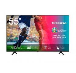 HISENSE 55A7100F + CASHBACK 40€ + darček internetová televízia sledovanieTV na dva mesiace v hodnote 11,98 €