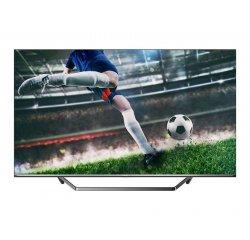 HISENSE 55U7QF + HISENSE CASHBACK 100€ + darček internetová televízia sledovanieTV na dva mesiace v hodnote 11,98 €