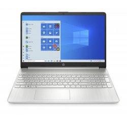 HP 15S-EQ1004NC 15.6 FHD A3050U/8GB/256GB W10S SILVER 1R7E8EA