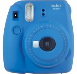FUJIFILM INSTAX MINI 9 COBALT BLUE + FILM 10KS