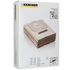 KARCHER PAPIEROVE FILTRACNE VRECKA (5 ks), 6.959-130.0