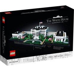 LEGO ARCHITECTURE BIELY DOM /21054/ + internetová televízia SledovanieTV na dva mesiace v hodnote 11,98 €