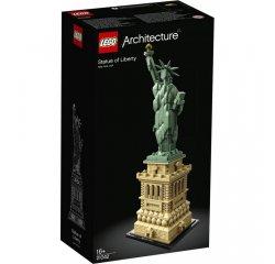 LEGO ARCHITECTURE SOCHA SLOBODY /21042/ + internetová televízia SledovanieTV na dva mesiace v hodnote 11,98 €