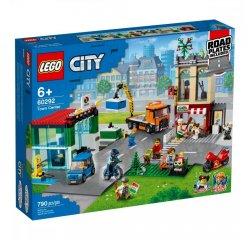 LEGO CITY CENTRUM MESTECKA /60292/