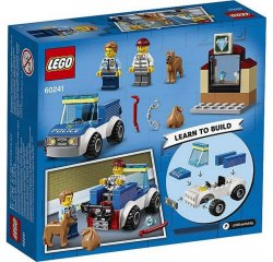 LEGO CITY JEDNOTKA S POLICAJNYM PSOM /60241/