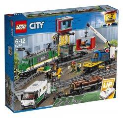 LEGO CITY TRAINS NAKLADNY VLAK /60198/