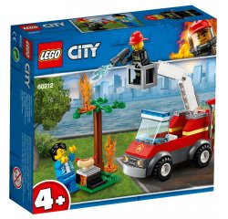 LEGO CITY VYHORENA GRILOVACKA /60212/ + darček OSMOZA ANTIBAKTRIALNY GEL NA RUKY 100ML