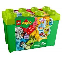 LEGO DUPLO CLASSIC VELKY BOX S KOCKAMI /10914/ + internetová televízia SledovanieTV na dva mesiace v hodnote 11,98 €