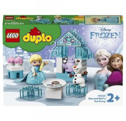 LEGO DUPLO PRINCESS TM CAJOVY VECIEROK ELSY A OLAFA /10920/