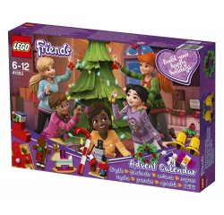 LEGO FRIENDS ADVENTNY KALENDAR /41353/