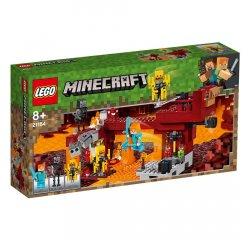 LEGO MINECRAFT MOST OHNIVAKOV /21154/