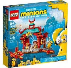 LEGO MINIONS MIMONSKY KUNG-FU SUBOJ /75550/