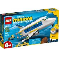 LEGO MINIONS MIMONSKY PILOT V ZACVIKU /75547/