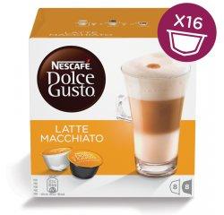 NESCAFE DOLCE GUSTO LATTE MACCHIATO 16KS