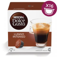 NESCAFE DOLCE GUSTO LUNGO INTENSO 16KS