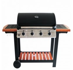 MAXXUS PLYNOVY GRIL BBQ CHIEF TIMBER 3.0