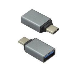 MOBILNET DAD-0041-OTG-TYPEC OTG ADAPTER USB TYP C/USB CIERNY