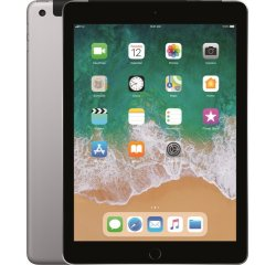 APPLE IPAD WI-FI + CELLULAR 32GB SPACE GREY (2018), MR6N2FD/A